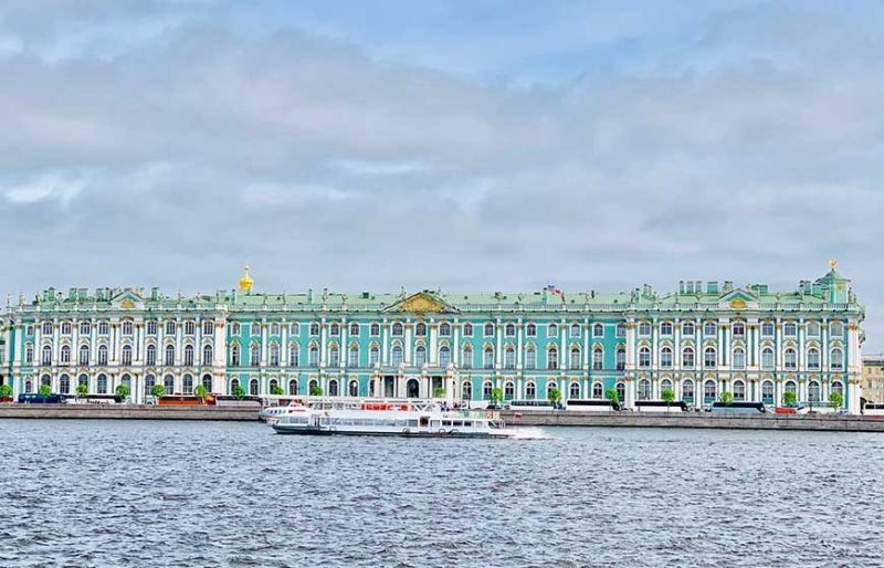 State Hermitage Museum (Photo by Katrina Avila)