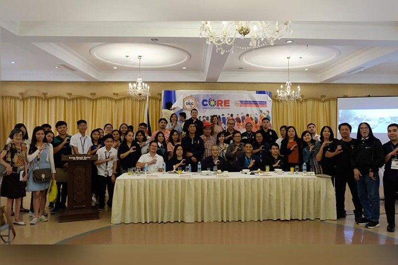 BATAAN. Bataan hosted the first Constitutional Reform Roadshow in Central Luzon. Activities in the roadshow included a media briefing. (PIA-Central Luzon)