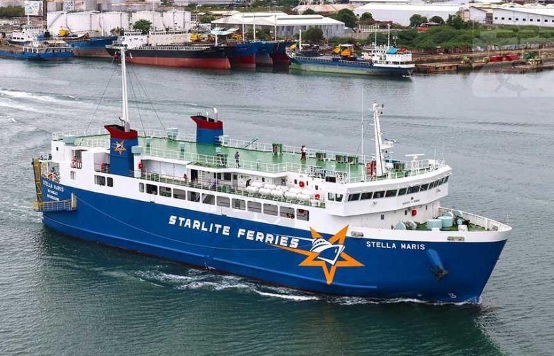Starlite Ferries MV Stella Maris (flickr)