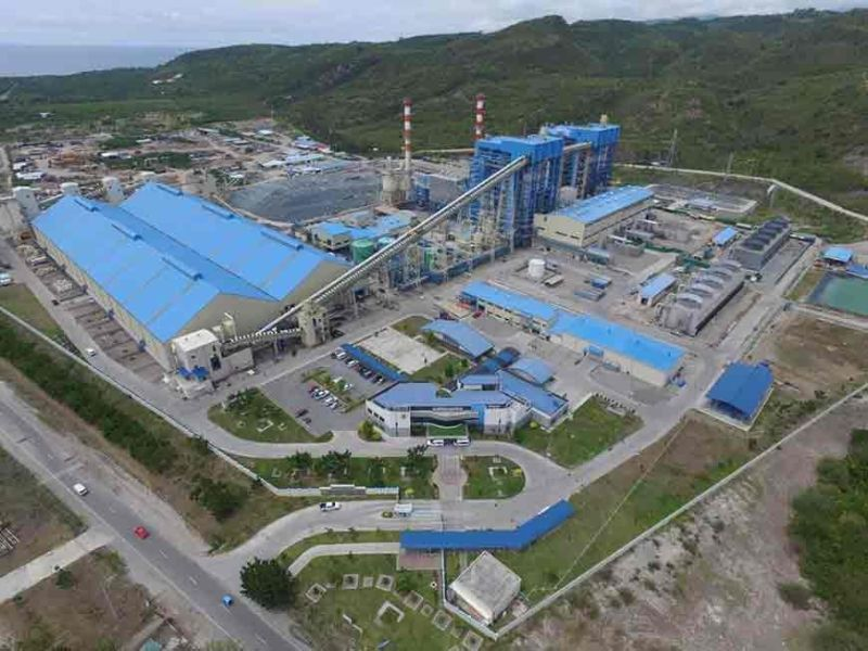 Aerial view of Alsons Power's Sarangani Energy Corporation in Maasim, Sarangani Province (Contributed photo)