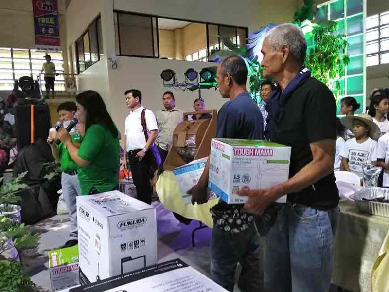 FARMERS' DAY. The Municipal Government of Porac held on Wednesday the 11th Farmers' Day to give tribute to farmers. (Contributed Photo)