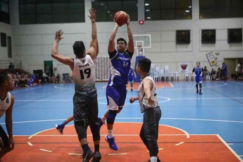 CEBU. The Accenture Sharks picked up their 11th straight victory to move to 14-1. (Contributed photo)