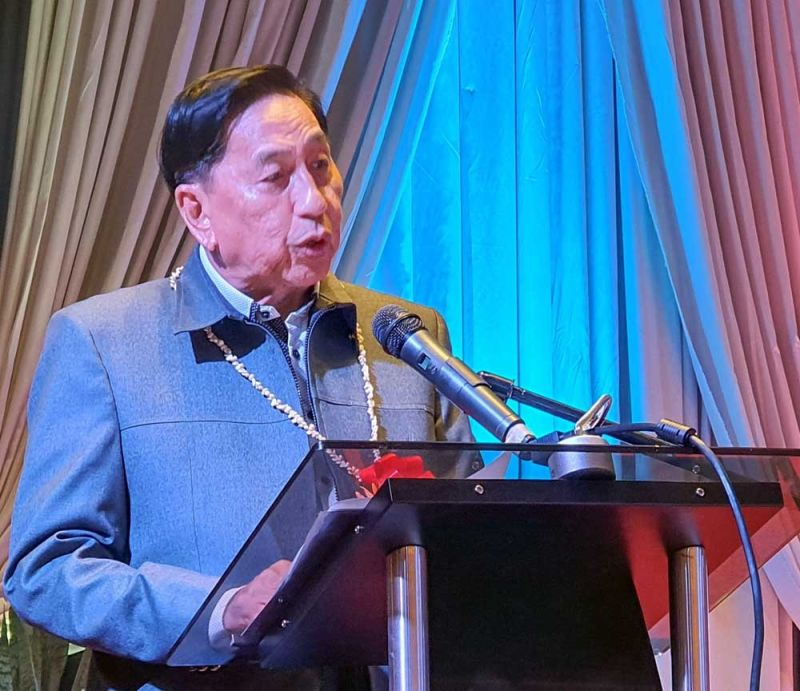 COURT NEW MARKETS. Philexport president Sergio Ortiz-Luis Jr. urges Cebuano exporters to tap new markets to cope with the lingering effects of the US-China trade war, Hong Kong protests, European Union's Brexit and Japan-South Korea trade issue. (SUNSTAR FOTO / ARNI ACLAO)
