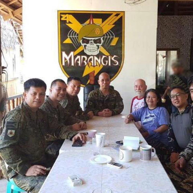 Photo from Philippine Army 11th Infantry Division