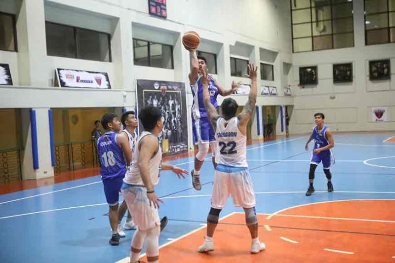 CEBU. The Dynata Warriors gained a share of the lead in the Evo League. (Contributed photo)