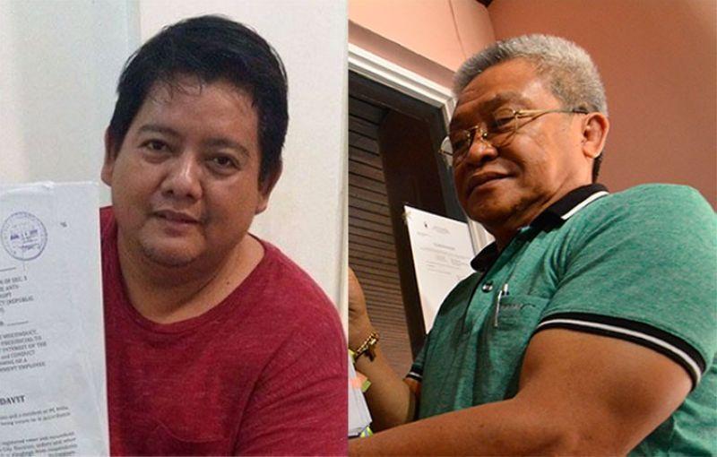 CEBU. Ramil Ayuman (left) and Pastor Alcover Jr. (SunStar File)