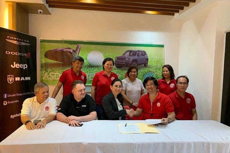 GOLF FOR A CAUSE. The Alay sa Diyos Community has partnered with Global SM Motors Corporation for the ASDC Silver Cup on Nov. 29 at the Cebu Country Club in Brgy. Kasambagan, Cebu City. (SunStar photo / Marichy Libor)