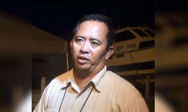 CEBU. Cebu Provincial Disaster Risk Reduction and Management Office head Neil Sanchez. (SunStar File)
