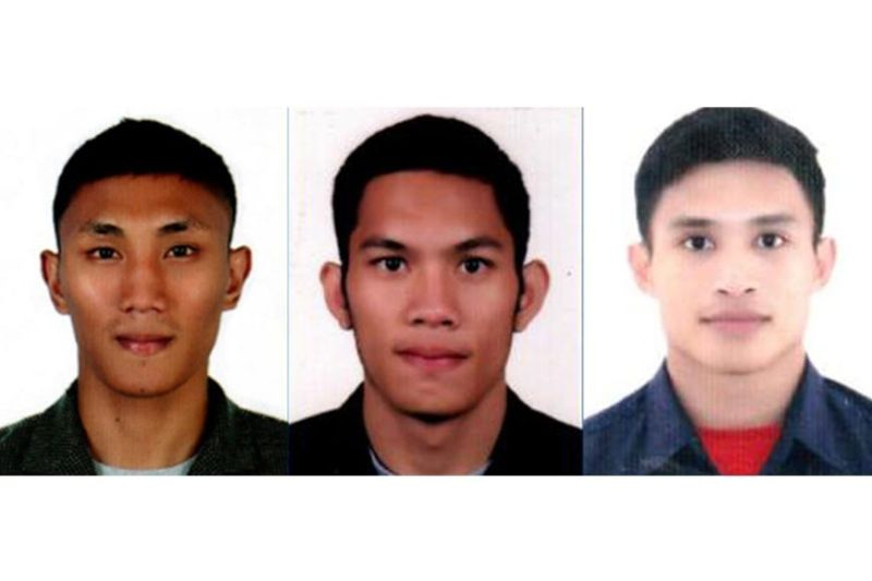BACOLOD. Negrense boxers Rogen Ladon and James Palicte of Bago City, and Ian Clark Bautista of Himamaylan City are expected to win medals for the Philippines in this 30th SEA Games. (Photo from SEAG website)