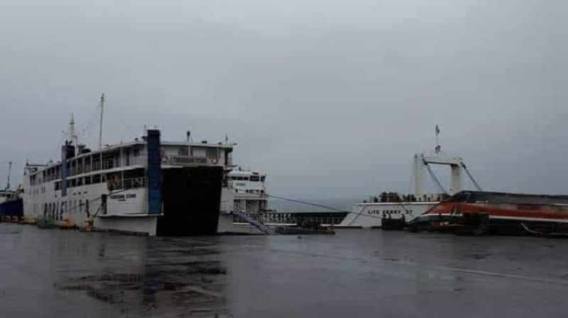 Port of Ormoc. (File foto)