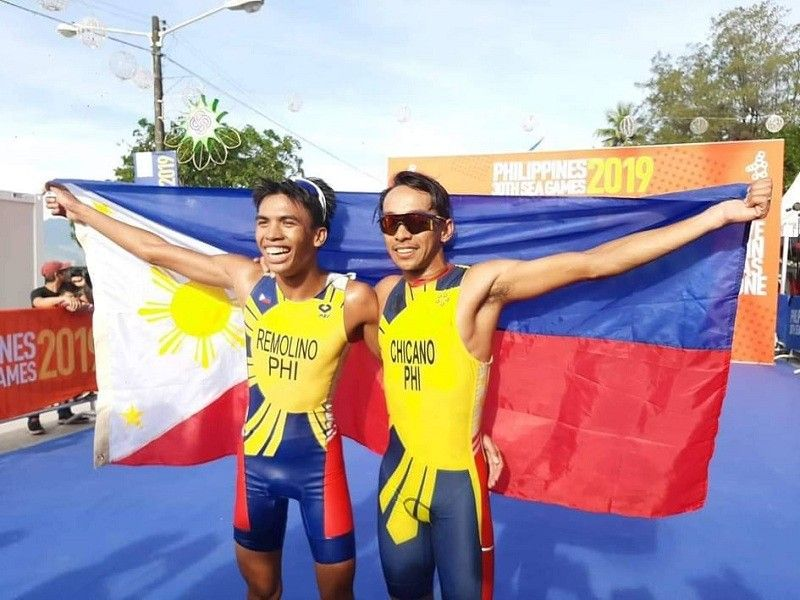 Photo courtesy of SEA Games official Facebook page