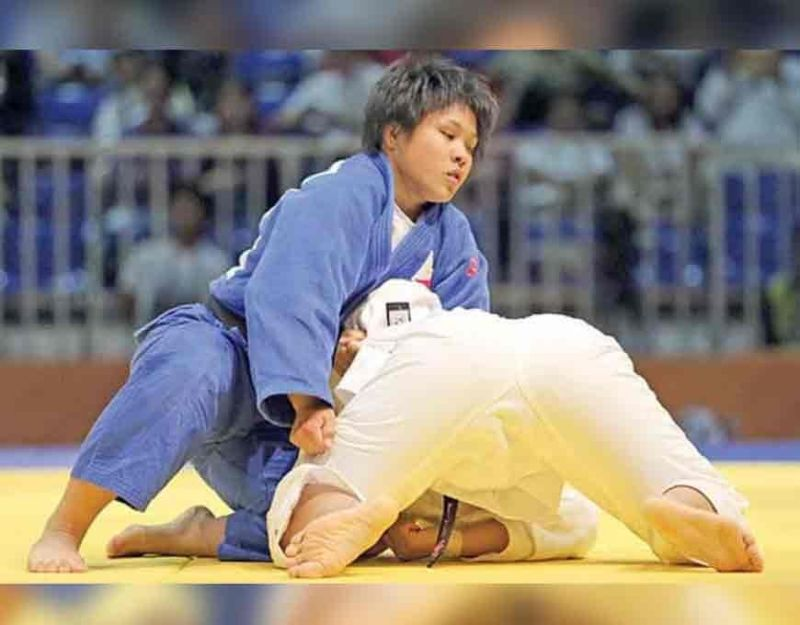 DAVAO. Filipino-Japanese Mariya Takahashi aims to defend her judo women's -70 kilograms division gold medal in the 30th Southeast Asian (SEA) Games in Pampanga.