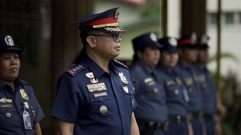 Police Colonel Edwin A. Quilates