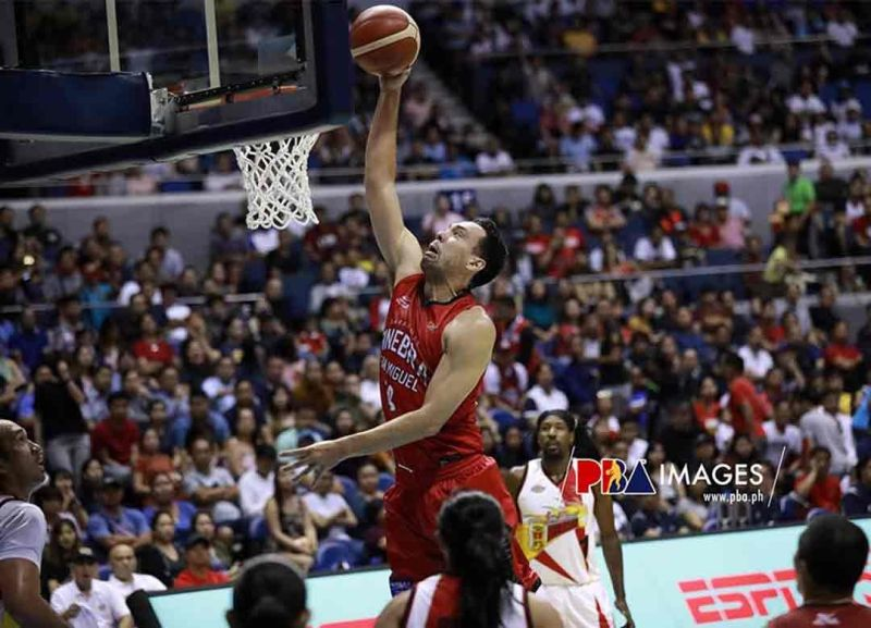 CEBU. Cebuano big man Greg Slaughter has been tapped to replace Cebuano wingman Roger Pogoy on the Gilas Pilipinas roster that would compete in the 30th SEAG men's basketball tournament. (PBA)
