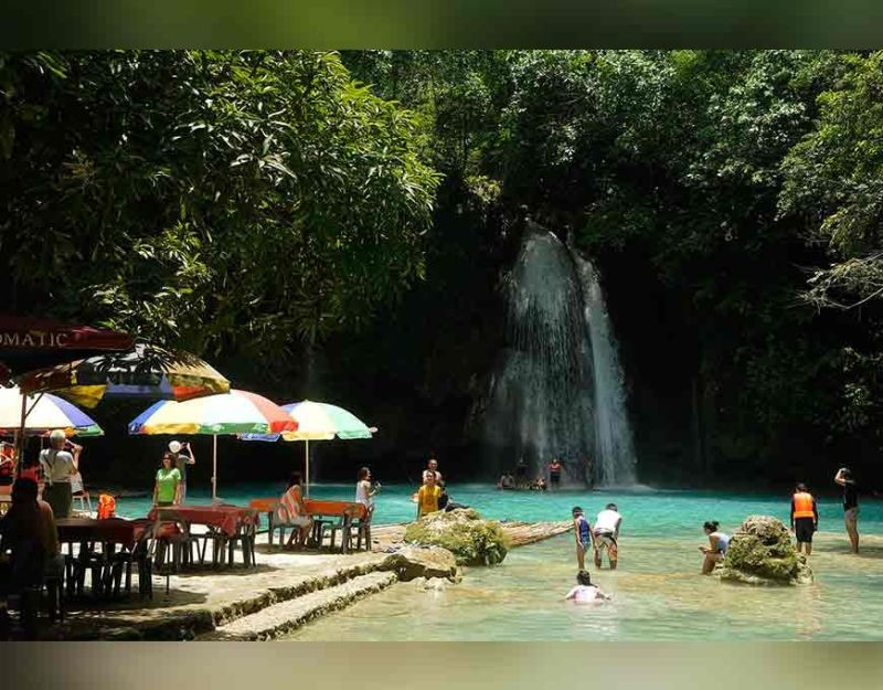 EVERYBODY'S BUSINESS. The Department of Tourism is urging all tourism stakeholders to participate in the Save Our Spots campaign to respect. protect and preserve tourism destinations all over the country.(SUNSTAR FILE)