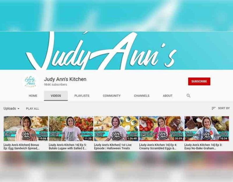 Judy Ann's Kitchen