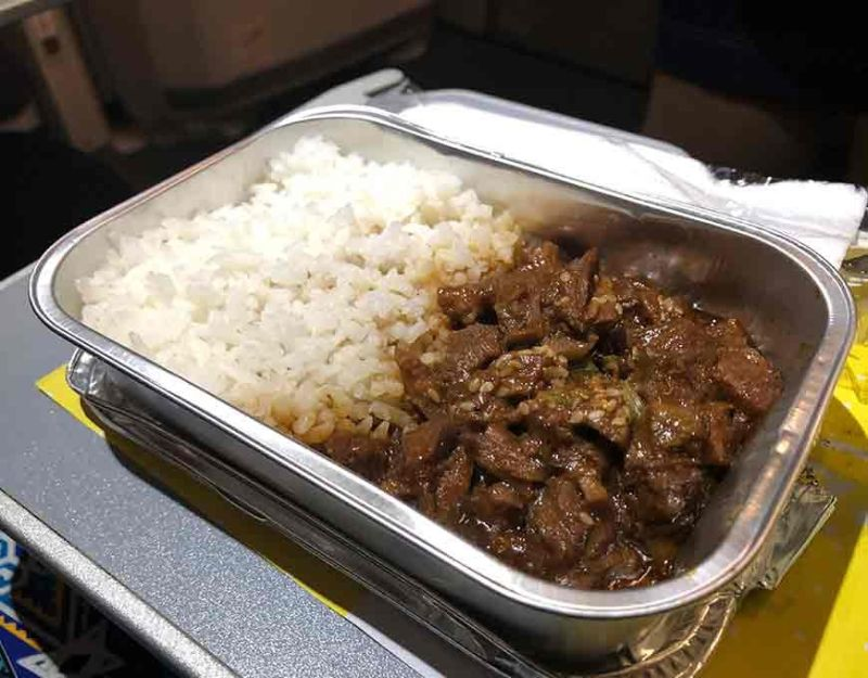 Beef Bulgogi (Photo by Reuel John F. Lumawag)