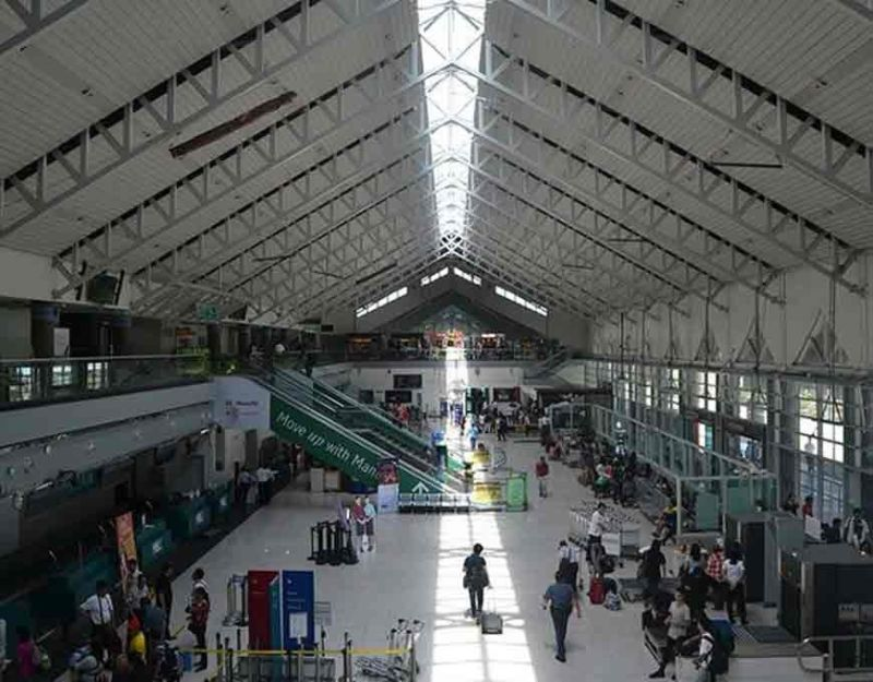 Francisco Bangoy International Airport. (SunStar file photo)