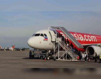 AirAsia has now direct flights from Clark, Manila, and Cebu to Kaohsiung, Taiwan. (Photo by Lauren Alimondo)