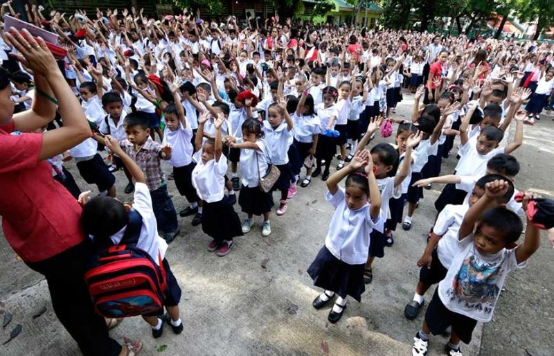 ASSISTANCE. The Parents and Teachers Association Federation has been tasked to look into the Capitol program that will provide assistance to kindergarten and elementary students in public schools around the province next school year. (SunStar file photo)