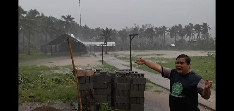Samar provinces cry for aid after 'Tisoy' flattens 24,316 houses