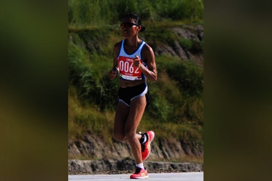 BUKIDNON PRIDE Christine Hallasgo from the top of the mountains to SEA Games stardom. (Christian Maningo/Contributed Photo)