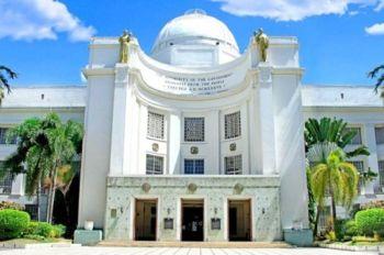 Cebu Provincial Capitol building in Cebu City. (SunStar File)
