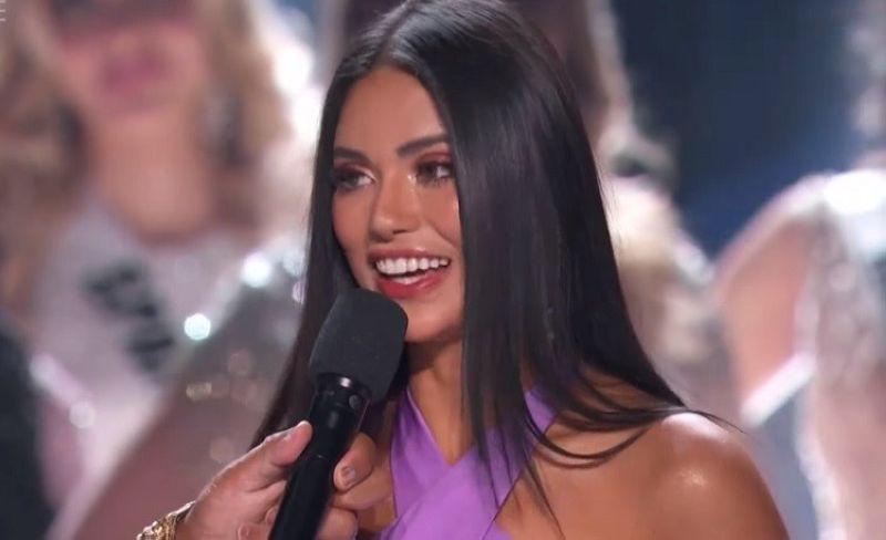 Gazini Ganados. (Photo courtesy of Miss Universe Organization)