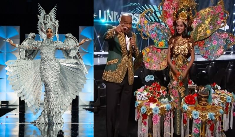 (Photos courtesy of Miss Universe Organization)