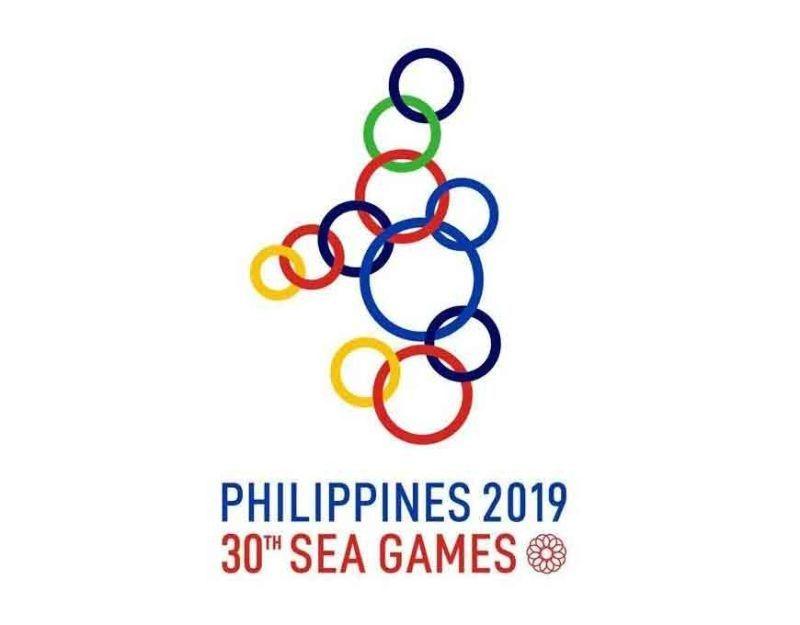 SEA Games logo.