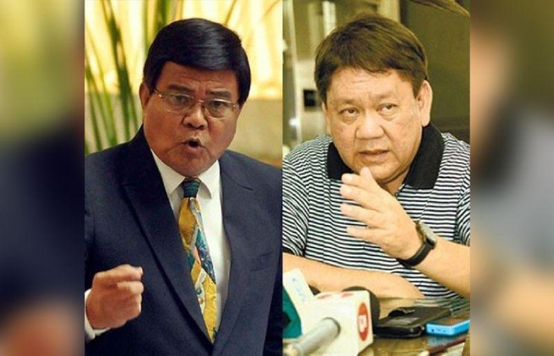 BINALIK: Alang kang Mayor Edgardo Labella (wala), ang kasong gisang-at ni kanhi mayor Tomas 'TRO' Osmeña binalik. (SunStar file photo)