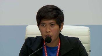 Kisha Erah Muaña, founder of Step Philippines onerror=