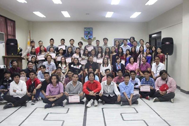 The NOLITC graduates