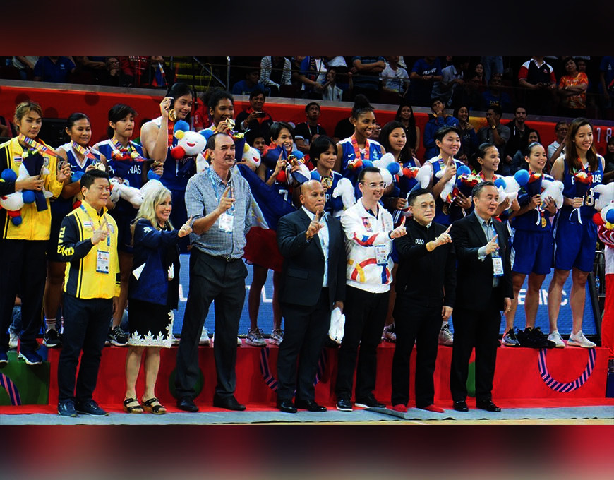 ongco shares PH Filipinas SEA Games spotlight