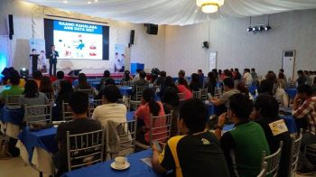 CAGAYAN DE ORO. Representatives from the financial SME sector attend the Data Privacy Awareness workshop.