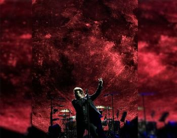 THE JOSHUA TREE TOUR. Irish rock band U2 played its 2,050th show as a band in the Philippine Arena in Bulacan Wednesday, December 11, 2019. (Photos by Luis Quibranza III and Jovi Neri)