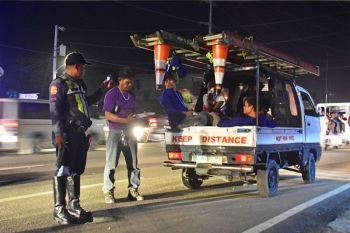 CTTMO Condrado Baluran said the provisions were already settled, and that those who would be criminalized are non-licensed drivers.