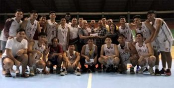 WINNING TRADITION. Cebu Schools Athletic Foundation Inc. college champions Southwestern University-Phinma Cobras end 2019 with another title. (CONTRIBUTED FOTO)