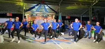 NEGROS OCCIDENTAL. These are the different performers during the DPWH second district Christmas party held on December 11. (Contributed photo)