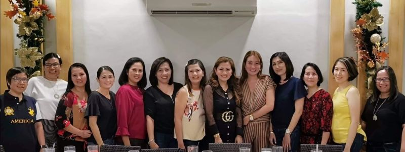 BACOLOD. A night to remember with great friends. Welcome home, Jenet Lee. (Carla N. Cañet)