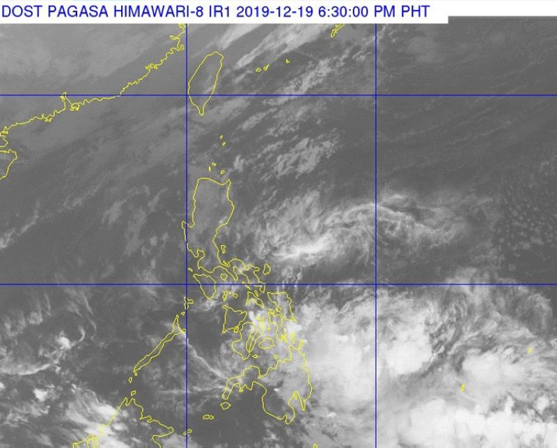 (Foto courtesy of Pagasa)