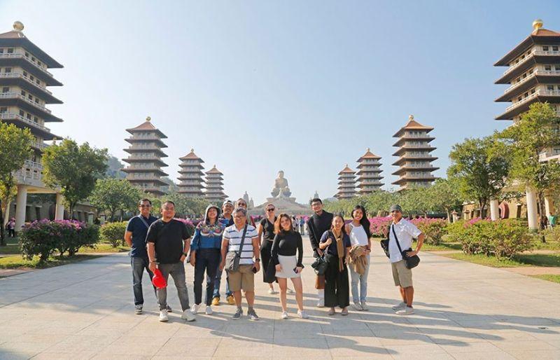 Fo Guang Shan Buddha Museum (Hulagway kuha ni Philip A. Cerojano)