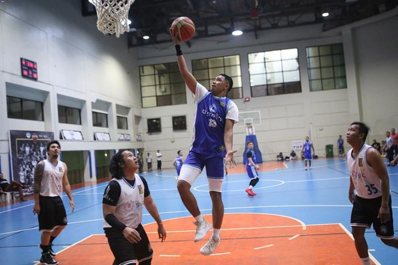 Tommy Ugsimar of Dynata led Dynata to a series-tying win in the semifinals. (Contributed photo)