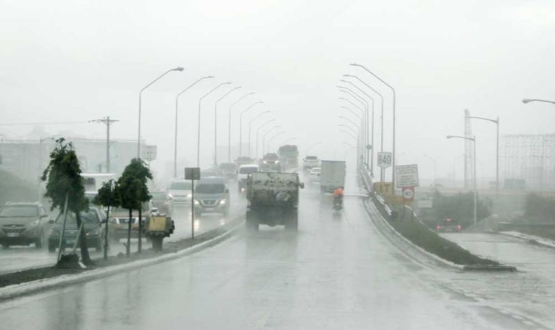 WET HOLIDAY. Tropical storm Ursula is expected to cross Cebu on Dec. 25. According to the Pagasa forecast, moderate to heavy rains can be expected that day. (SUNSTAR FILE)