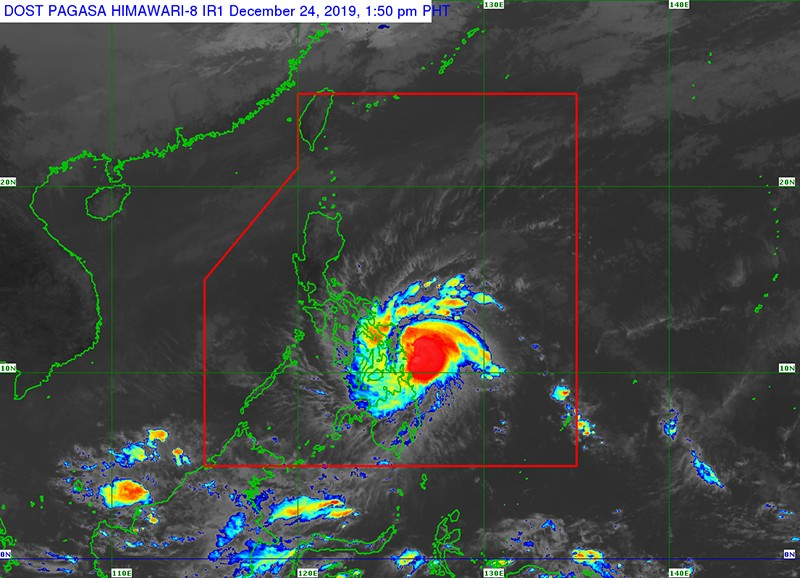 (Photo from Dost_Pagasa)