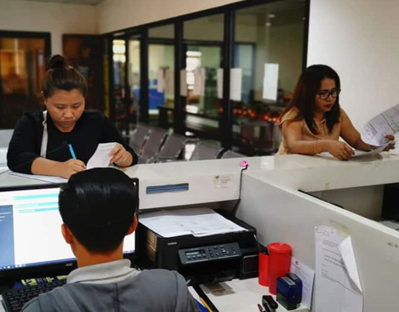 BACOLOD. The Department of Trade and Industry – Negros Occidental, through its Negosyo Center in Bacolod City, may cater to enterprises processing their business name registration until today, December 27. They will resume operation on January 2 next year. (Contributed Photo)