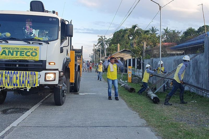 (Contributed by National Grid Corporation of the Philippines)