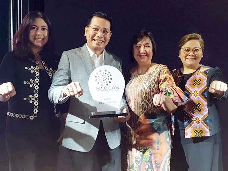 DAVAO. Davao is awarded as Host city of MICECON2020. (Contributed by GeneRose Tecson)