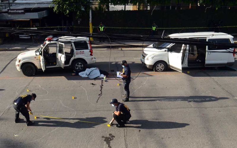 NO LONGER A POLICE MATTER. The murder of Clarin, Misamis Occidental Mayor David Navarro in Cebu City last Oct. 25 is now in the hands of the National Bureau of Investigation. (SUNSTAR FILE)