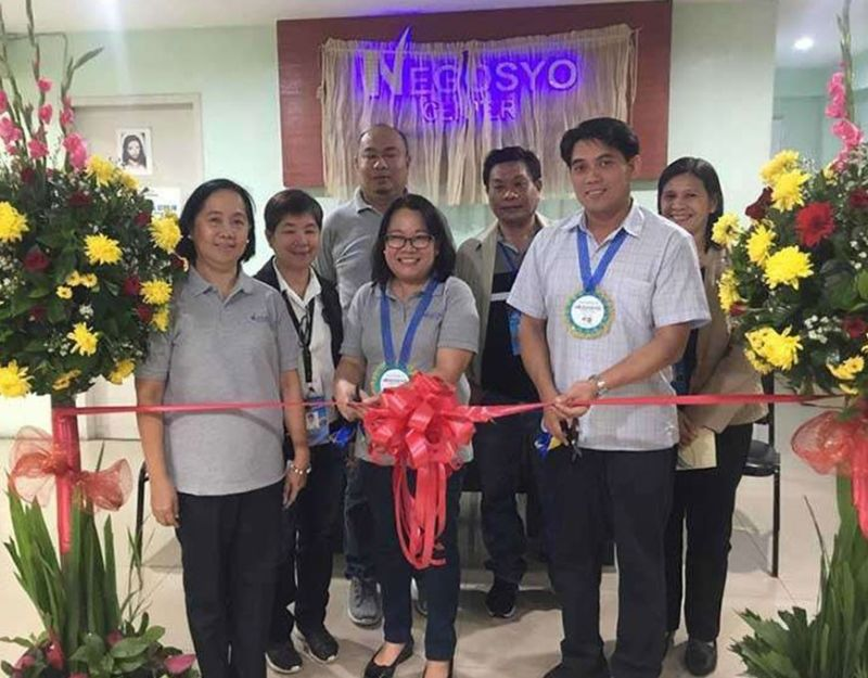 NEGROS. Opened in December 2018, the Negosyo Center in Silay City is among the latest facilities to be opened in the province. (File photo)